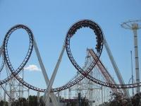 A very loop 'coaster