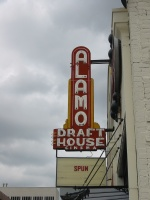The Alamo DraftHouse - Home of the Mr. Sinus comedy trio
