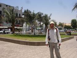 Hot in Aswan!